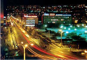 Murmansk, Ryssland, Fjärrvärme, Goldenforest, Bernt Andersson